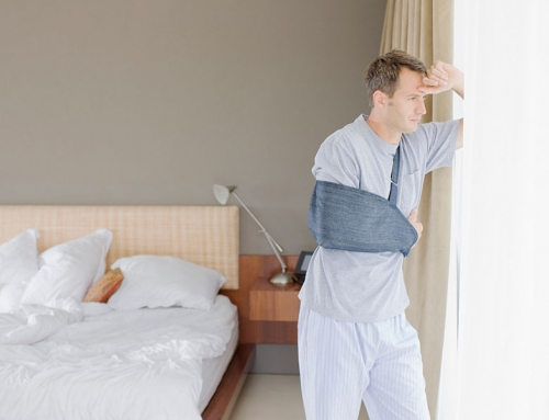 Tips to Sleep Comfortably After Shoulder Surgery