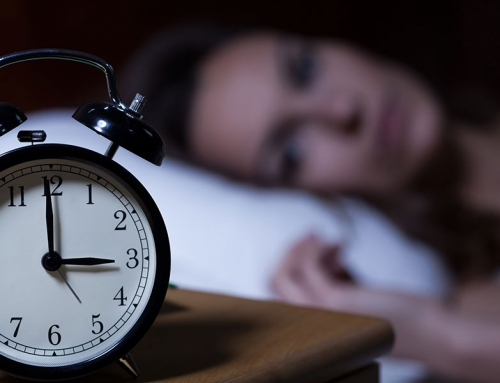 Why do I wake up at the same time every night?
