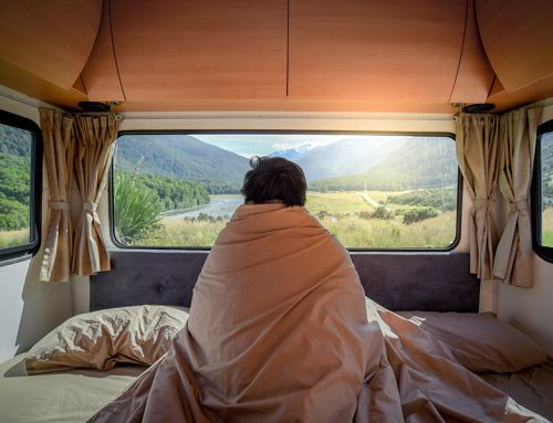 How to Sleep Better in Your RV