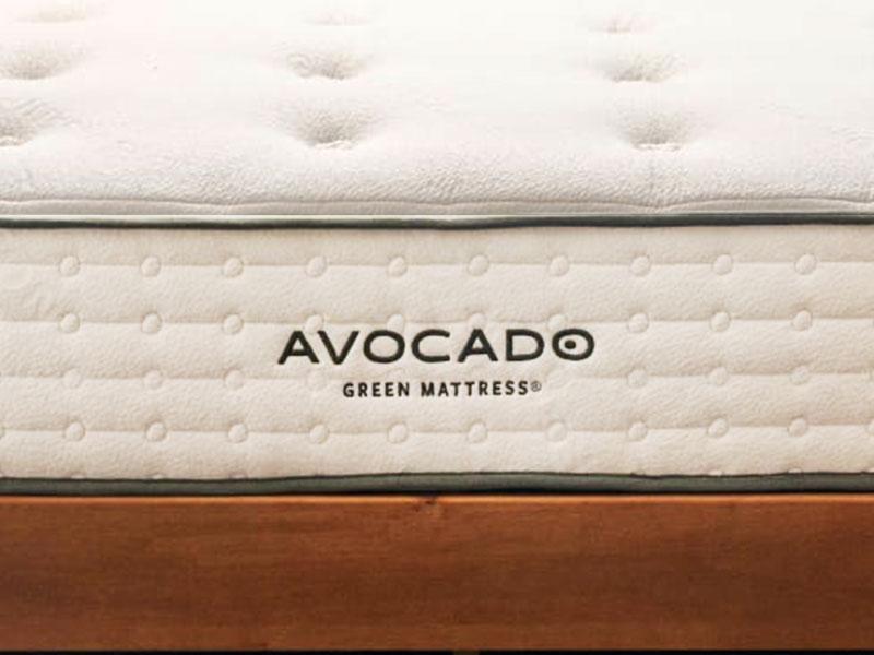 Avocado Green/Vegan Mattress (Standard)